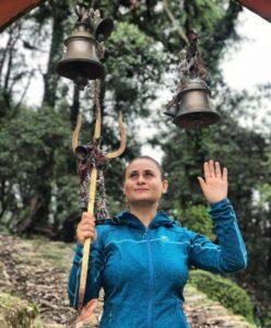 Финальная точка в паломничестве на Пиндари Гласиер