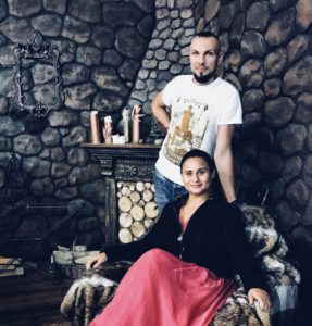 Мужчина и женщина в системе ДНК