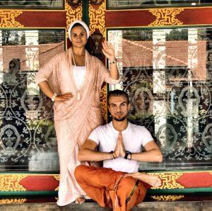 Непал. Люмбини — историческое место, где родился Будда.