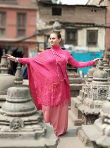 Непал. Сваямбунатх (самопроявленный)