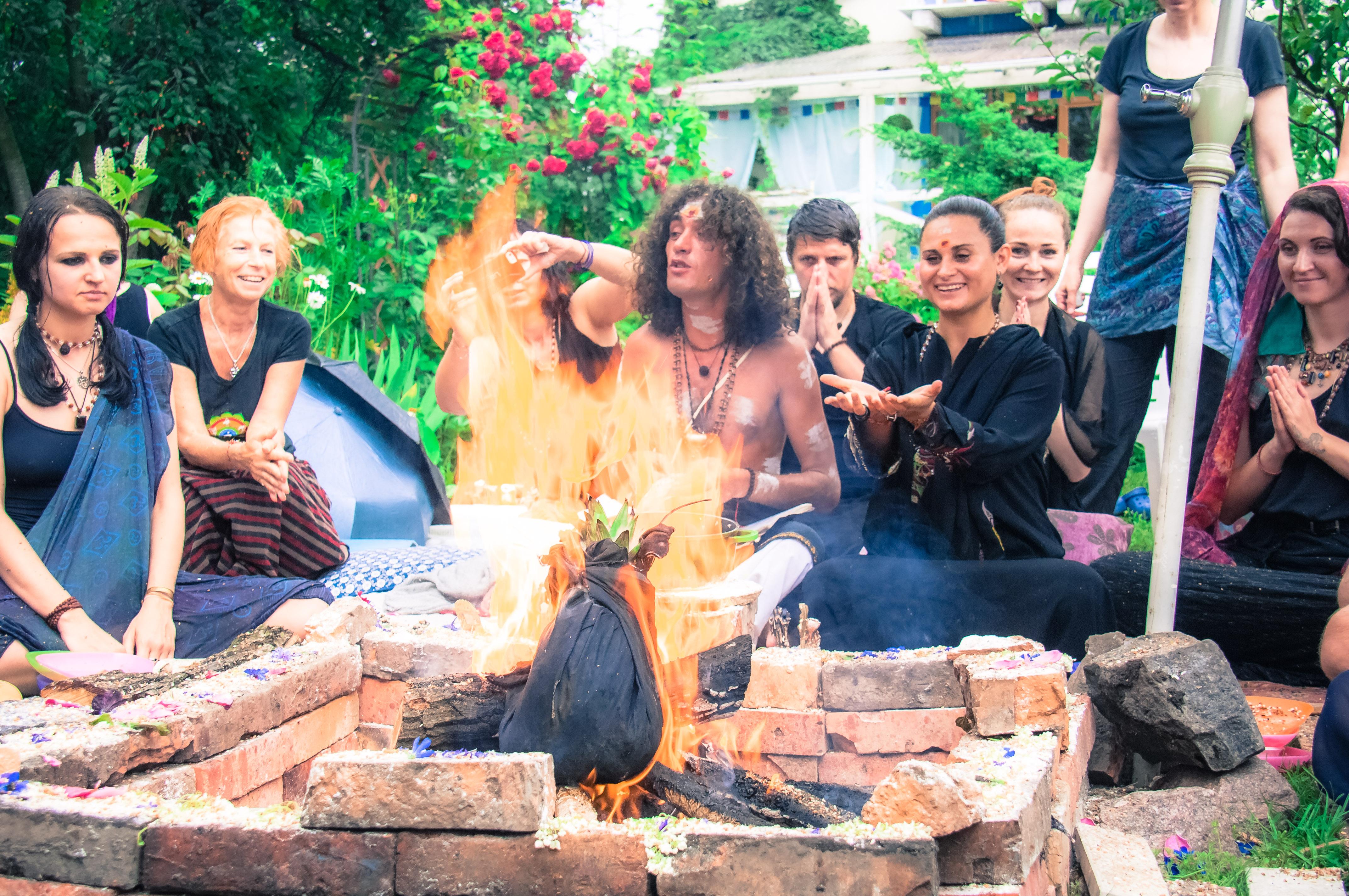 Огонь — это Жизнь